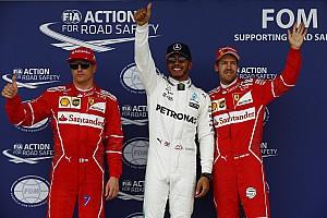 Fórmula 1 Resultados La parrilla de salida del GP de Gran Bretaña