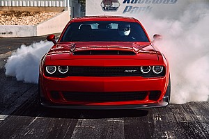 Automotive Breaking news Watch: 2018 Dodge Challenger SRT Demon first drive