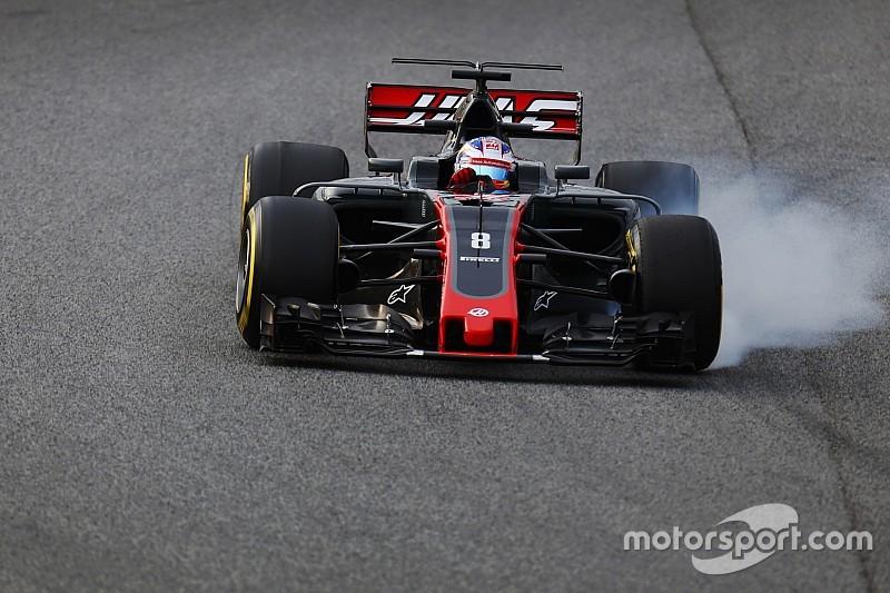 【F1】ブレーキトラブルに悩むグロージャン、サプライヤー変更を懇願