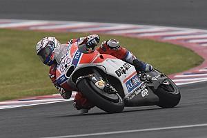MotoGP Важливі новини Довіціозо підтримує зміну правила розподілу на дві кваліфікації