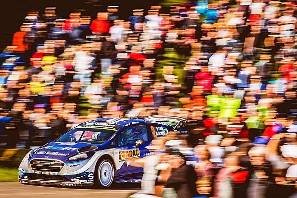 WRC Laporan leg WRC Jerman: Tanak menang, Ogier ambil alih klasemen