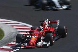 F1 Noticias de última hora Mercedes dice que el resurgimiento de Ferrari