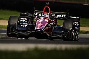 IndyCar Actualités Aleshin perd son volant chez Schmidt Peterson