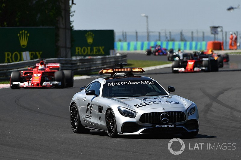 F1 S Safety Car Could Become Driver Less In The Future By