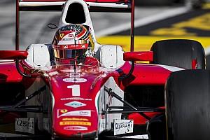 FIA F2 Actualités Leclerc ne voit que du positif dans ses disqualifications