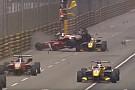 Аварію в Макао FIA використала для презентації Halo у Формулі 1