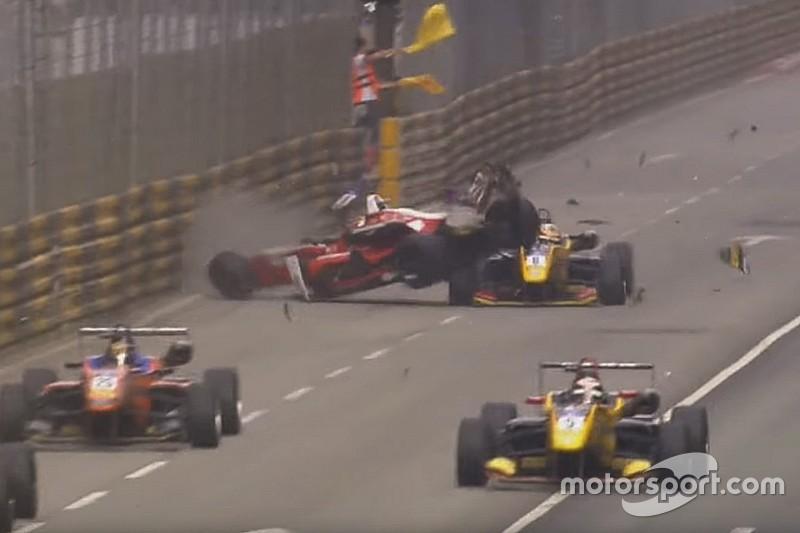 Kecelakaan di Makau ikut dipertontonkan saat presentasi Halo