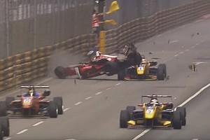 F1 Noticias de última hora La FIA muestra el accidente de Macao para defender el Halo ante los pilotos