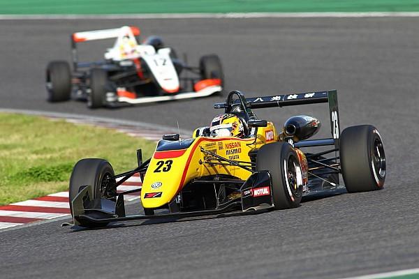 JAPANESE F3 Alex Palou repite segunda posición en Suzuka