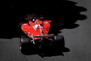 Vettel hitting Hamilton a