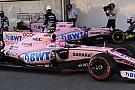 """F1 【F1】フォースインディア、同士討ちは""""受け入れられない"""""""