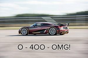 Auto Actualités Et si Koenigsegg avait battu Bugatti?