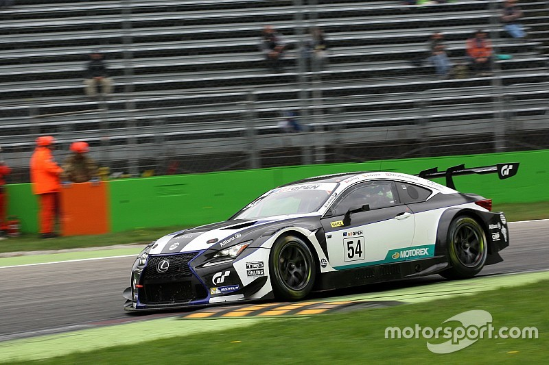 Lexus nelle Blancpain GT Series con 2 vetture affidate a Emil Frey Racing