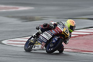 Moto3 速報ニュース Moto3もてぎ:フェナティFP2首位。佐々木、鈴木が終盤相次いで転倒