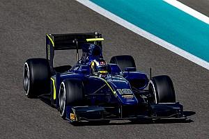 FIA F2 Breaking news Carlin among three new teams on 2018 F2 entry list
