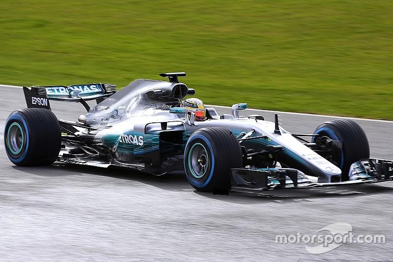 So heißt der neue Mercedes-Silberpfeil für die Formel-1-Saison 2017