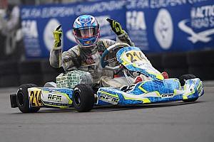 MotoGP Новость Сын Мика Дуэна протестировал машину Формулы 4