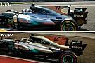 F1 Análisis: Las modificaciones que realzaron a Mercedes en Singapur