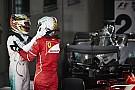 Hamilton cree que Vettel es un rival más duro que Rosberg
