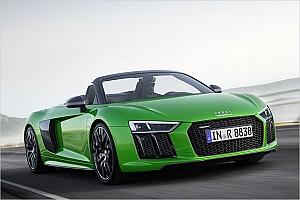Automotive News PS-Upgrade: Mehr Leistung für den Audi R8 Spyder