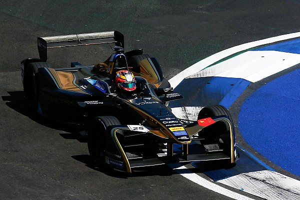 Formula E Noticias de última hora Techeetah valora cambiar al motor de DS para 2018