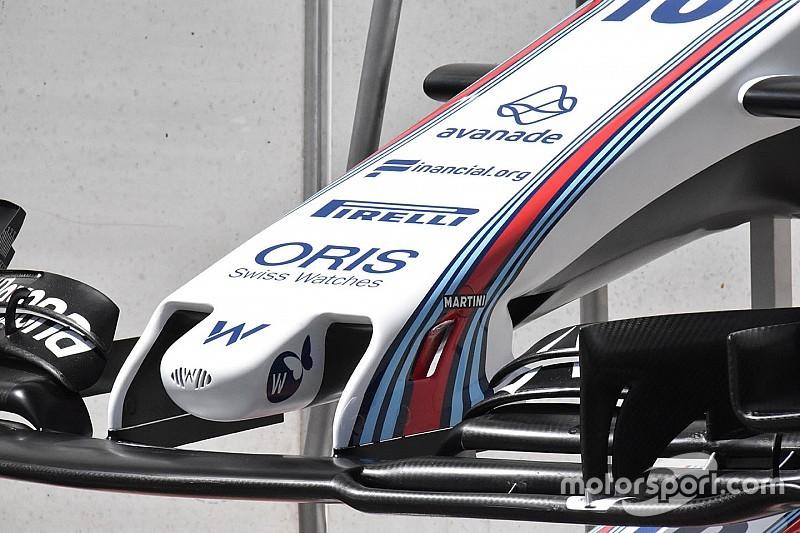 Williams, Avusturya'ya agresif güncellemeyle geldi