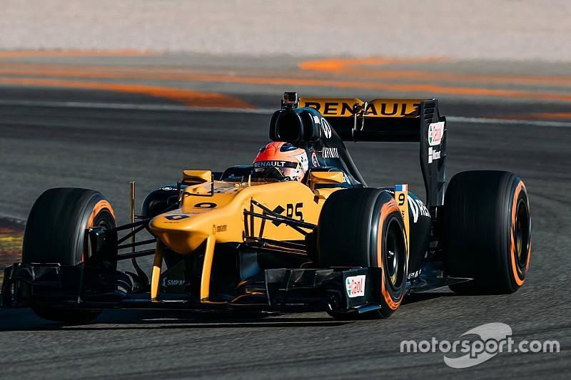 """""""Le rythme est là"""" pour un retour de Kubica en F1, selon Renault"""