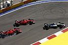 Формула 1 Организаторы гонки в Сочи пообещали поработать над обгонами