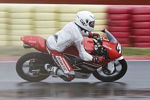 CEV Qualifying report CEV Moto3: Andi Gilang sempat terjatuh saat kualifikasi