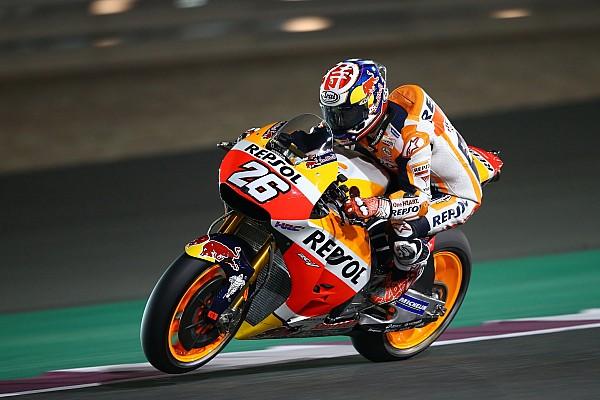 """MotoGP Noticias de última hora Pedrosa: """"Sería bueno tener un poco más de velocidad punta"""""""