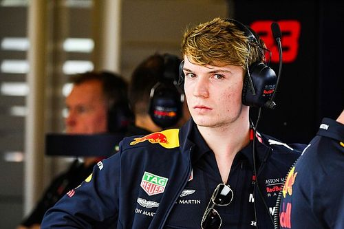 Red Bull zet Ticktum uit juniorprogramma