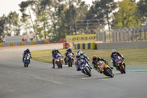 Kalender Direvisi, Jadwal Le Mans 24 Hours Motos Berubah