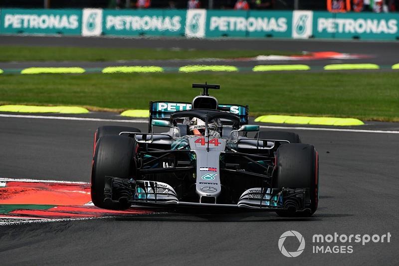 Mercedes: Низька швидкість у Мексиці не пов'язана з колісними дисками