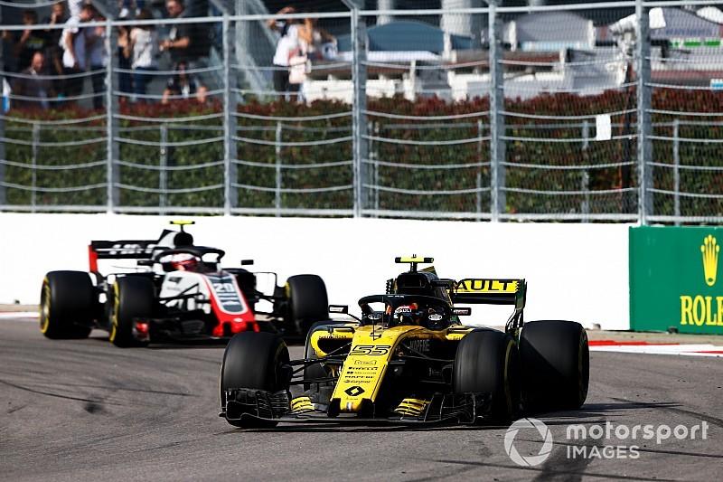 Haas: Renault irá se focar em tudo menos nos resultados