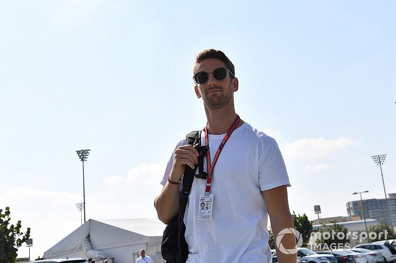 Grosjean diz que pensou em ser cozinheiro após saída da F1