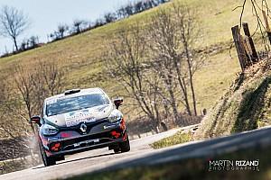 Styve Juif récolte la victoire en Clio R3T Alps Trophy