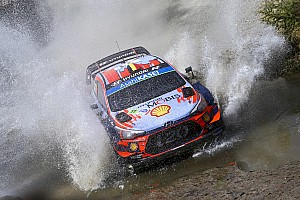 Hyundai WRC car set for major mid-season update