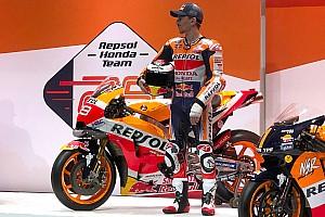 Honda представила ліврею 2019 року та дует Маркеса і Лоренсо