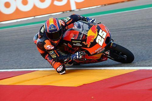 Moto3 - Aragón: Raúl Fernández volverá a buscar su primera victoria desde la pole