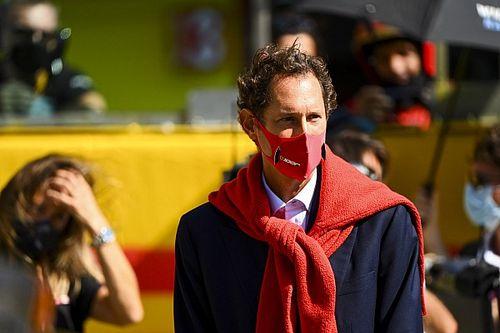 A Ferrari elnöke kitűzte az idei célt