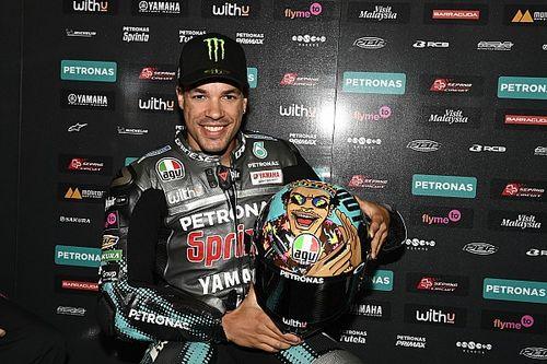 Morbidelli nyerte a San Marinói Nagydíjat, Rossi az utolsó körben vesztette el a dobogót!
