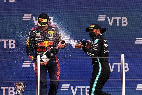 Dit schreven internationale media over Hamilton en Verstappen in Sochi