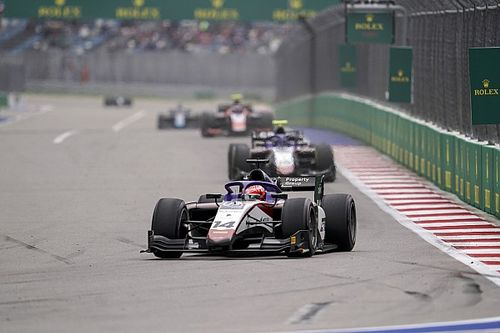 F2: Enzo Fittipaldi é destaque ao ser o piloto com mais ultrapassagens na Rússia