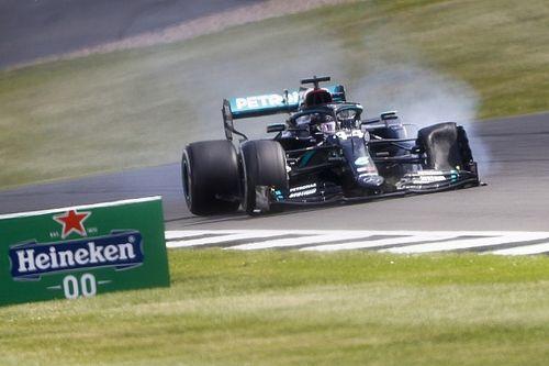 Pirelli encuentra la causa del drama del GP de Gran Bretaña