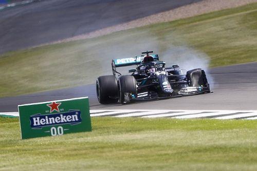 VÍDEO: Com Hamilton sobre três rodas, relembre última volta insana do GP da Grã-Bretanha