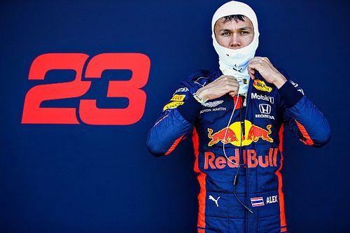 F1参戦2年目のアルボン「今年何戦になるか分からないけど、常に全力を尽くすだけ」