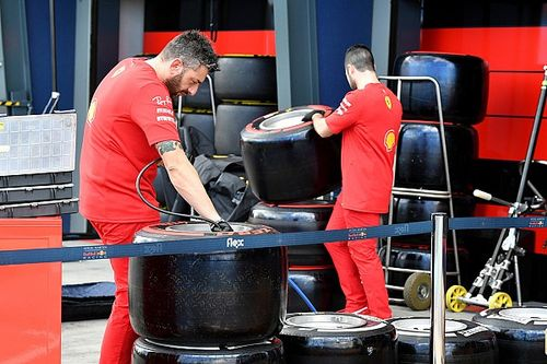 Марко: На первую гонку Ф1 команды привезут меньше сотрудников