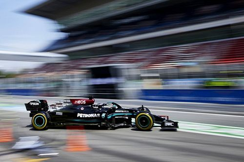 Live verslag van VT3 voor de Grand Prix van Spanje