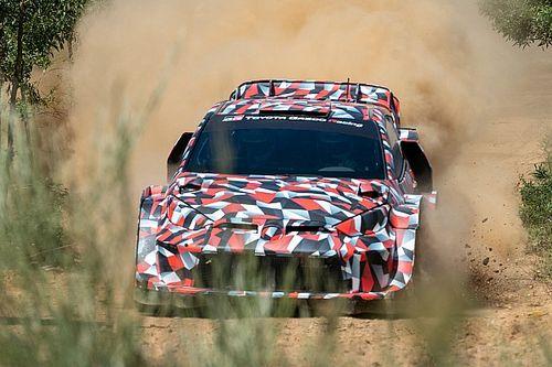 Los equipos de WRC podrán modificar el uso del híbrido en 2022