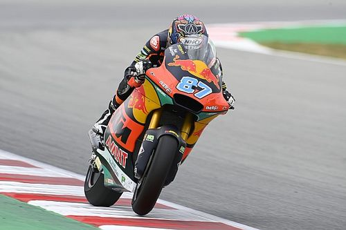 Moto2 Barselona: Gardner, Fernandez'i geçerek kazandı